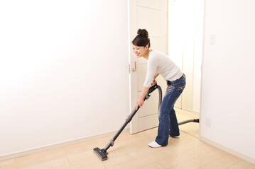 Home cleaning service can free up your time and even improve your health in the long run!
