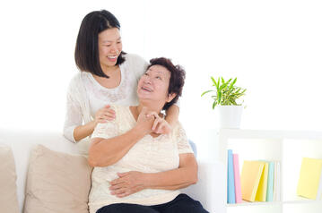 A Nurse Aide can keep your loved ones entertained by engaging them in activities.