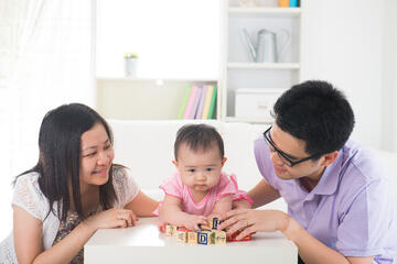 To alleviate the exhaustion of the mother, fathers may help in confinement duties and household chores.