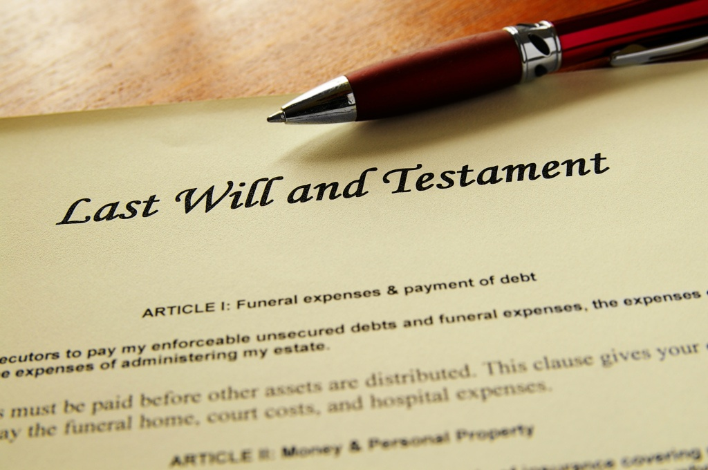 Why is having a Will and estate planning important?