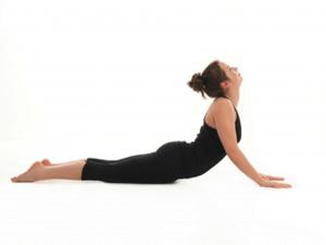 一个为您手臂准备的姿势:眼镜蛇式